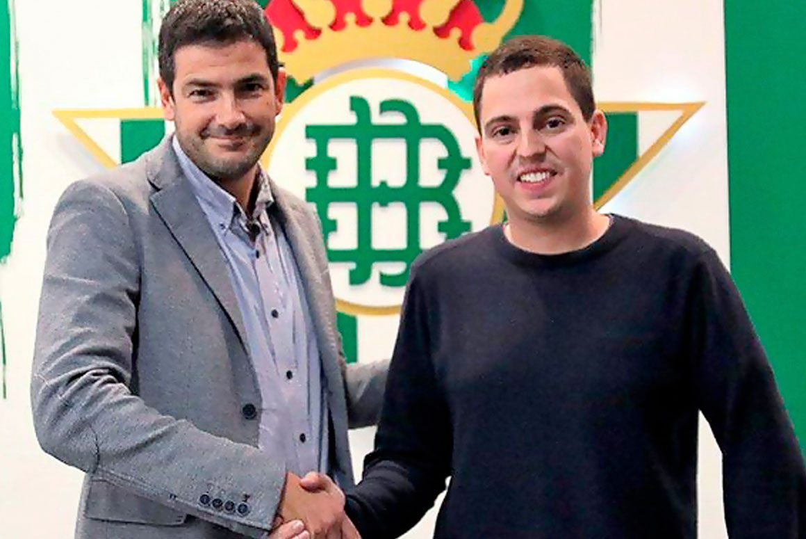 Real Betis Energia Plus signs an agreement with Madribble