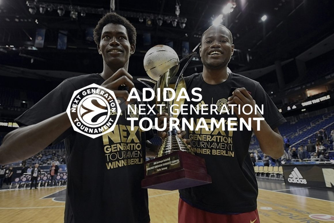 Madribble will be at Adidas Next Generation Tournament