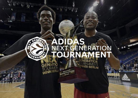 Madribble en el Adidas Next Generation Tournament de la Euroleague.