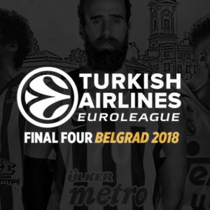 Madribble estará en la Euroleague Final Four en Belgrado